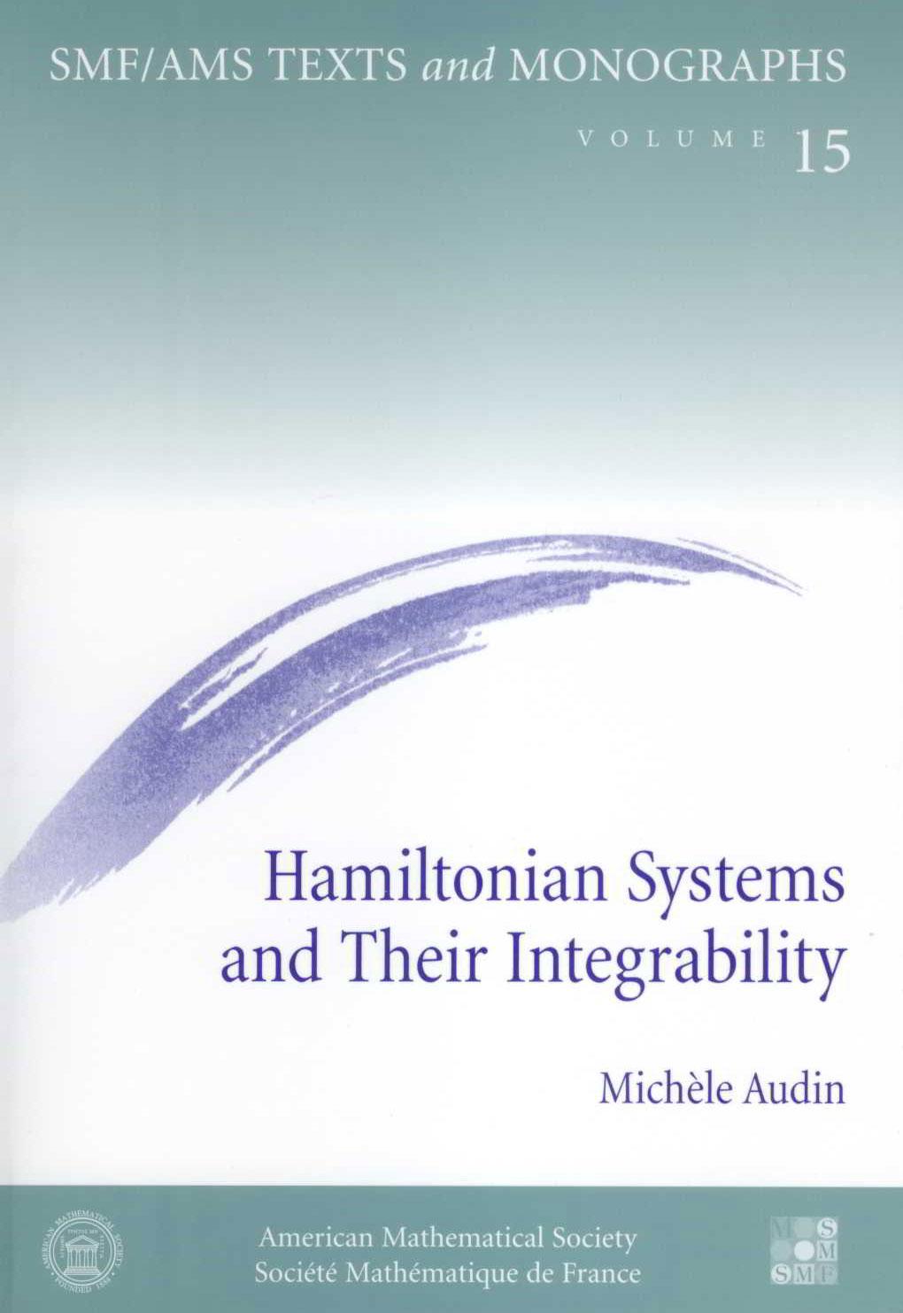 Page institutionnelle SMF/AMS Texts and Monographs | Société