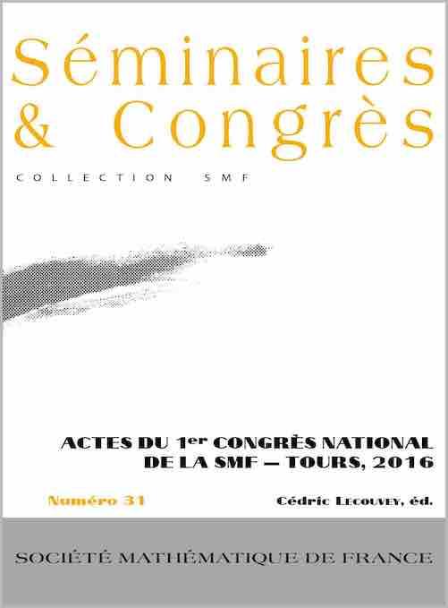 Séminaires et congrès