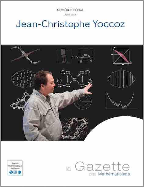 Gazette des mathématiciens Les numéros spéciaux