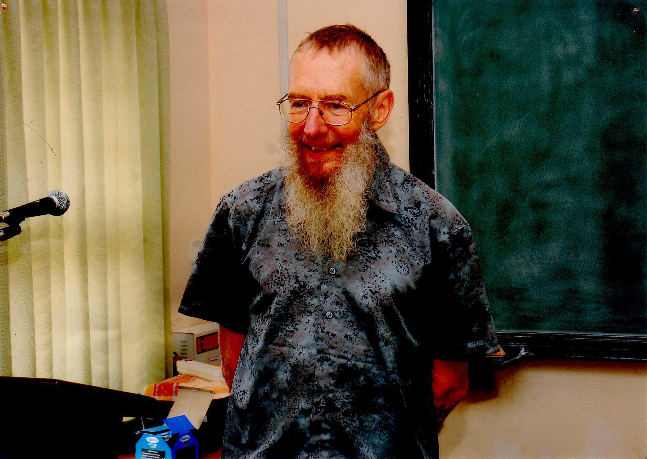 Michel Waldschmidt reçoit le Prix Russell