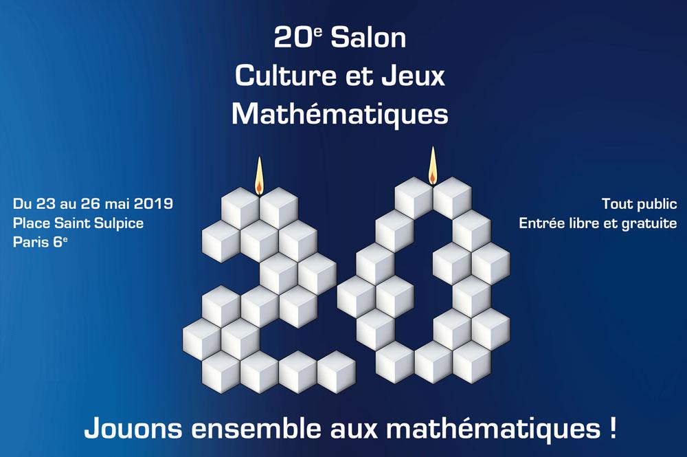 Salon des jeux mathématiques 2019