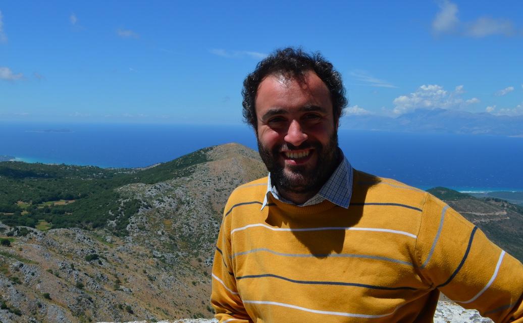 Filippo Santambrogio, lauréat du Prix Moreau 2021