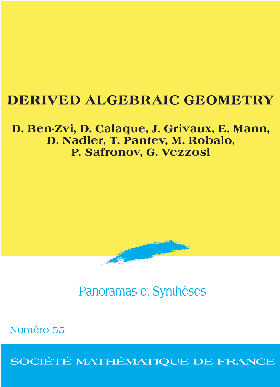 Derived algebraic geometry