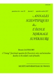 A 'strange' functional equation for Eisenstein series and miraculous duality on the moduli stack of bundles