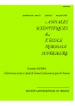 A functional analysis proof of Gromov's polynomial growth theorem
