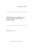 Semisimple Lie Algebras and their ification over $\mathfrak {p}$-adic Fields
