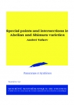 Special points and intersections in Abelian and Shimura varieties
