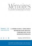 A commutative $\mathbb P ^1$-spectrum representing motivic cohomology over Dedekind domains