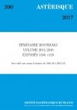 Exposé 1113: Singulières minimisantes en géométrie sous-riemannienne