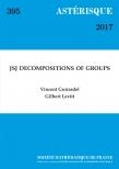 JSJ Decomposition of Groups