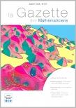 La Gazette des mathématiciens 157 (juillet 2018)