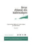 The elliptic parameterization of cubic curves by Alfred Clebsch