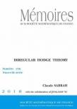 Irregular Hodge theory