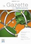 La Gazette des mathématiciens 151 (janvier 2017)