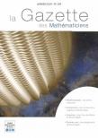 La Gazette des mathématiciens 159 (janvier 2019)