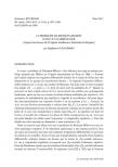 Exposé Bourbaki 1128 : Le problème de Riemann-Hilbert dans le cas irrégulier (d'après des travaux de D'Agnolo, Kashiwara, Mochizuki et Schapira)