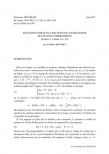 Exposé Bourbaki 1135 : Solutions faibles de l'équation de Navier-Stokes des fluides compressibles (d'après A. Vasseur et C. Yu)