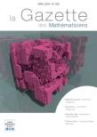 La Gazette des mathématiciens 160 (avril 2019)