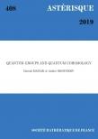 Quantum Groups and Quantum Cohomology