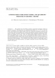 Generalized Curie-Weiss model and quadratic pressure in ergodic theory