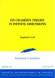 On Cramér's Theory in infinite dimensions