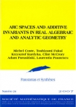 Arc spaces and additive invariants in Real Algebraic and Analytic Geometry