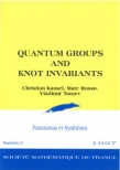 Quantum Groups and Knot Invariants