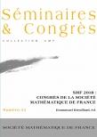 SMF 2018 : Congrès de la Société Mathématique de France