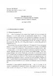 Exposé Bourbaki 1136 : Programme de Zimmer (d'après A. Brown, D. Fisher et S. Hurtado)