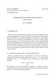 Exposé Bourbaki 1141 : Equirépartition de sommes exponentielles (travaux de Katz)