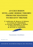 An excursion into p-adic Hodge theory: from foundations to recent trends