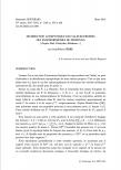 Exposé Bourbaki 1146 : Distribution asymptotique des valeurs propres des endomorphismes de Frobenius (d'après Abel, Chebyshev, Robinson,...)