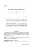 Fixed points of nilpotent actions on $\mathbb{R}^2$
