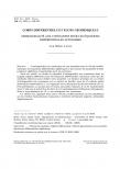 Corps différentiels et flots géodésiques I - Orthogonalité aux constantes pour les équations différentielles autonomes