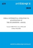 Chiral differential operators via quantization of the holomorphic $ \sigma$-model