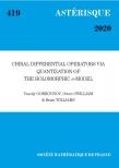 Chiral differential operators via quantization of the holomorphic $ \sigma$-model