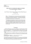 Modularity of generating series of divisors on unitary Shimura varieties
