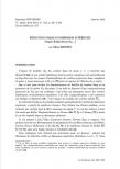 Exposé Bourbaki 1158 : Réduction stable en dimension supérieure (d'après Kollár, Hacon-Xu, ...)