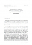 Exposé Bourbaki 1154 : Espaces et groupes non exacts admettant un plongement grossier dans un espace de Hilbert d'après Arzhantseva, Guentner, Osajda, Špakula