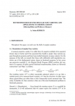 Exposé Bourbaki 1157 : Boundedness results for singular Fano varieties, and applications to Cremona groups following Birkar and Prokhorov-Shramov