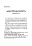 La notion médiévale de $contractio$ dans l'$Arithmetica$ $integra$ de Michael Stifel (1544)