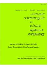 Transitivité robuste en dynamique hamiltonienne