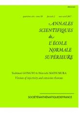 Versions des théorèmes d'injectivité et d'extension