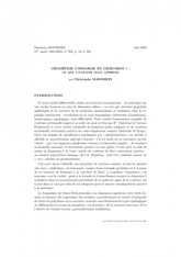 Exposé Bourbaki 950 : Géométrie conforme en dimension $4$: ce que l'analyse nous apprend