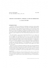 Exposé Bourbaki 958 : Espaces analytiques $p$-adiques au sens de Berkovich