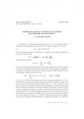 Exposé Bourbaki 955 : Genres de Todd et valeurs aux entiers des dérivées de fonctions $L$