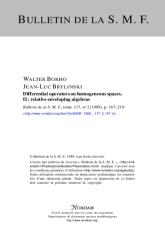 Differential operators on homogeneous spaces II: relative enveloping algebras