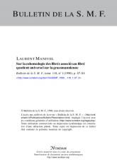 Sur la cohomologie des fibrés associés au fibré quotient universel sur la grassmannienne