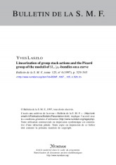 Linearization of group stack actions and the Picard group of the moduli of $\mathrm {SL}_r/\mu _s$-bundles on a curve