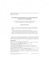 Foncteurs polynomiaux et foncteurs de Mackey non linéaires